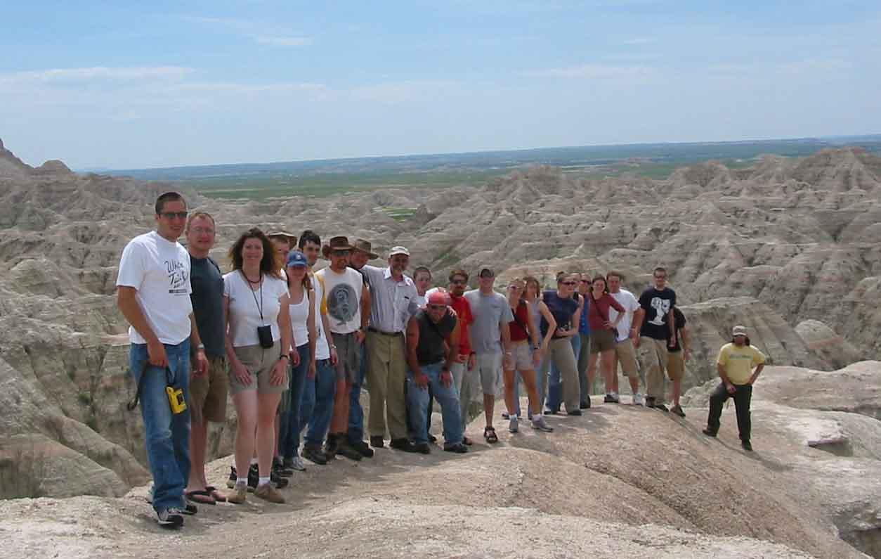 Traveling Geologist