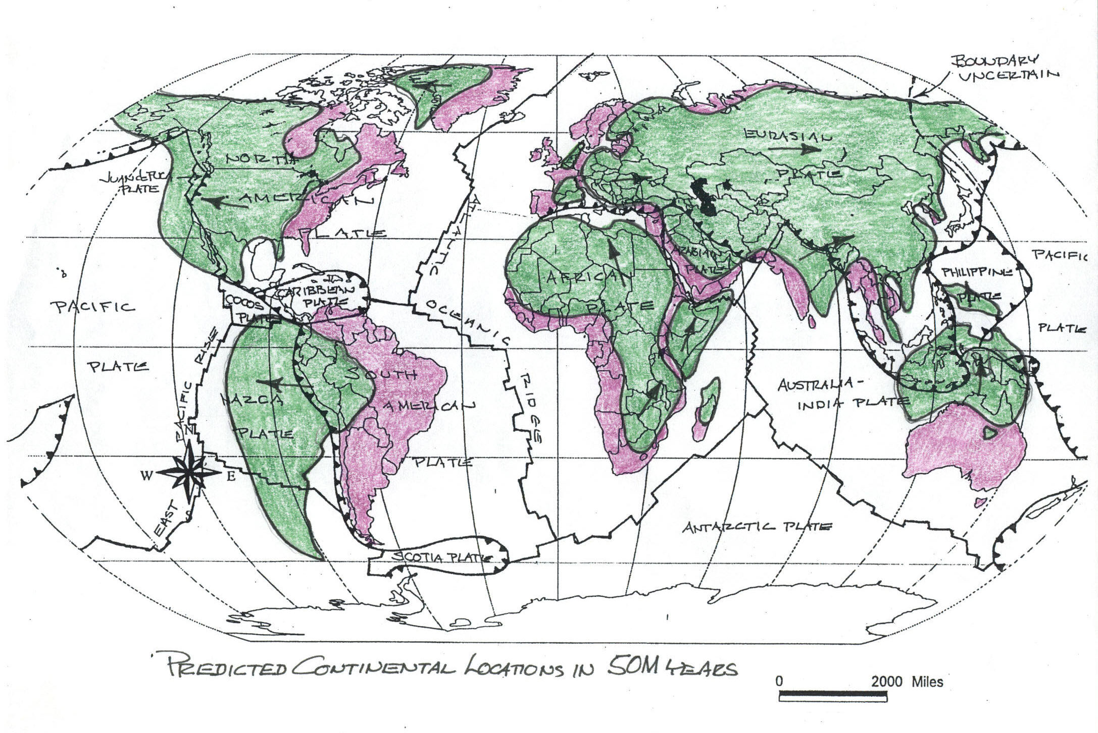 geology plate tectonics and false question Contracting earth v continental drift v  just in case any of you were under the false impression that it's only recently  continental drift v plate tectonics.